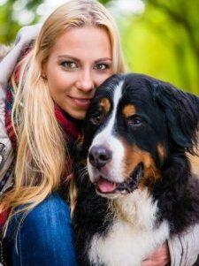 Der Berner Sennenhund ist der ideale Familienhund.